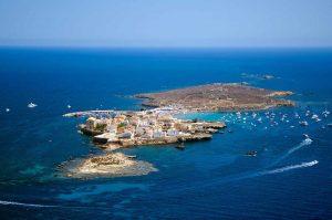 'île de Tabarca Retraite Yoga