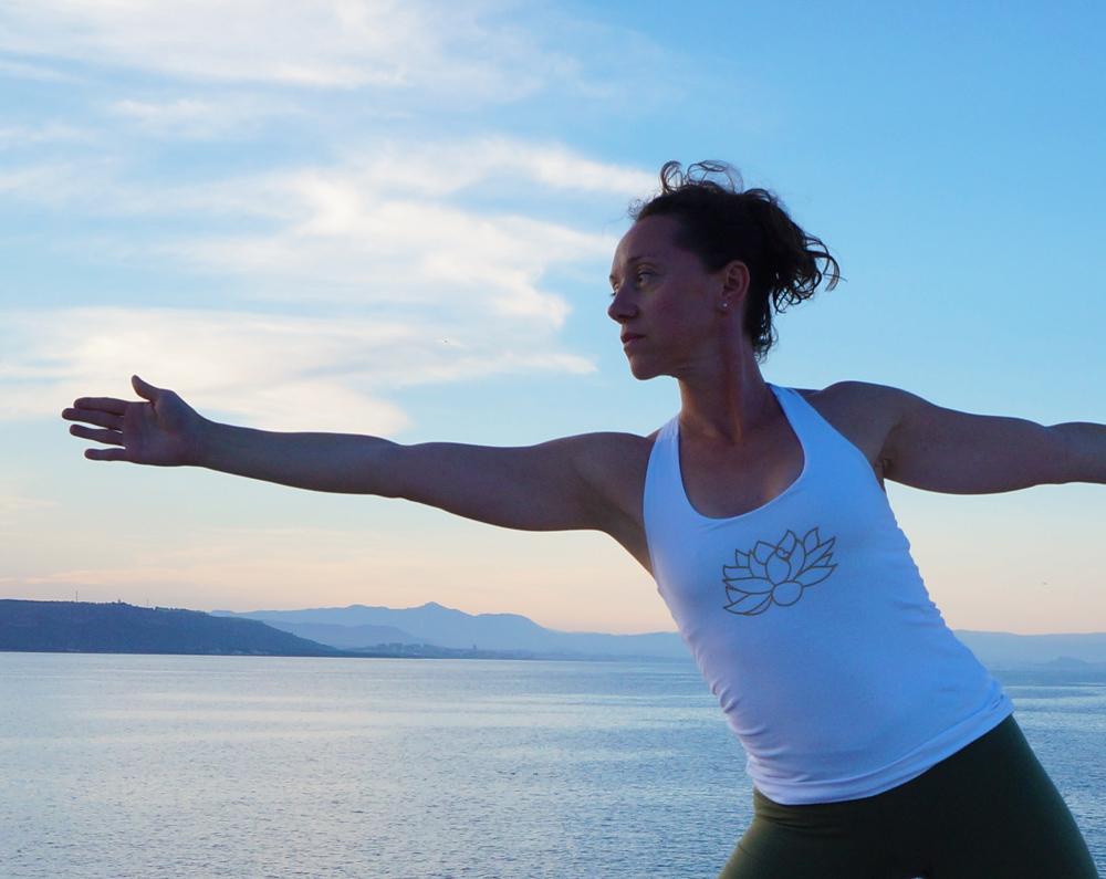Séverine Rivals Professeur de Yoga à Toulouse Côte Pavé
