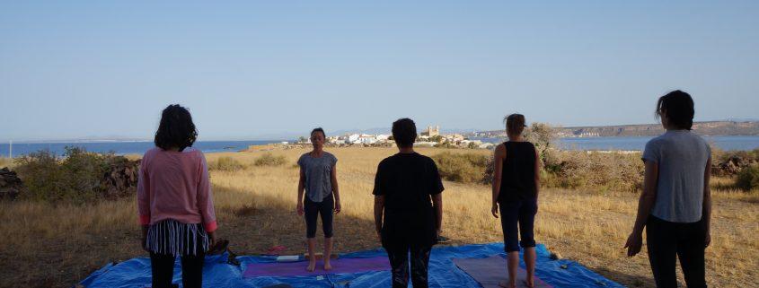 Cours du Stage Yoga et Ayurvéda Mai et Aout 2020 Espagne