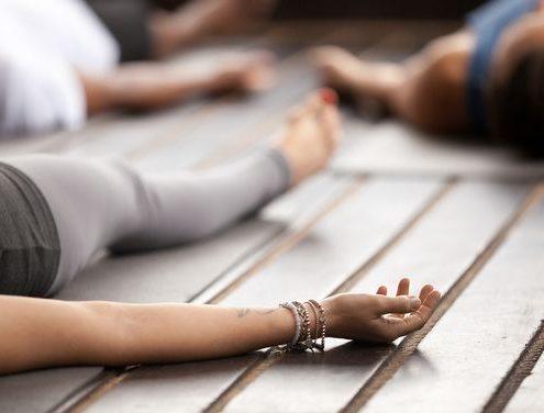 Cours de Yoga Nidra en Ligne